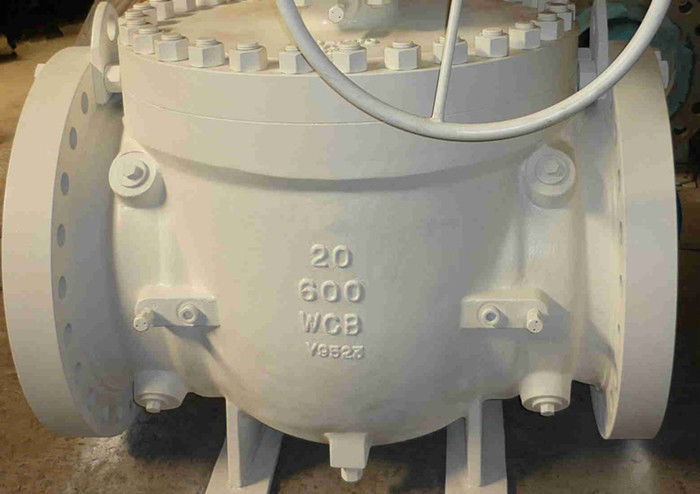 High Performance Top Entry Ball Valve ISO 17292 BW RF RTJ Bare Shaft A105 F316