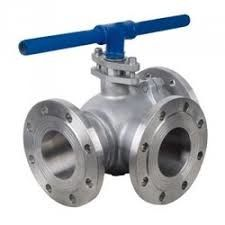 Electric API598 3 Way Plug Valves With Carbon / Stainless Steel / Alloy Material